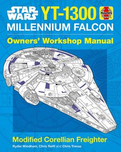 [Star Wars: YT-1300 Millennium Falcon Owners Workshop Manual (Product Image)]