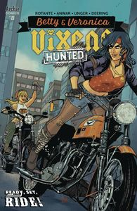 [Betty & Veronica: Vixens #8 (Cover A Anwar) (Product Image)]