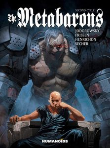 [The Metabaron Collection (Hardcover) (Product Image)]