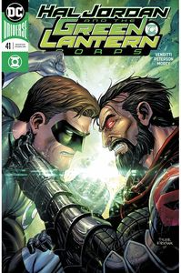 [Hal Jordan & The Green Lantern Corps #41 (Variant Edition) (Product Image)]