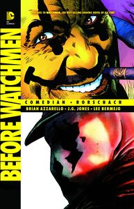 [Before Watchmen: Comedian/Rorschach (Product Image)]
