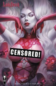 [Lady Death: Blasphemy Anthem #2 (Naughty Cover) (Product Image)]