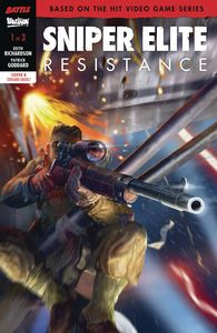 [Sniper Elite: Resistance #1 (Cover B Groult) (Product Image)]