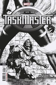 [Taskmaster #3 (Of 5) (2nd Printing Vitti Sketch Variant) (Product Image)]