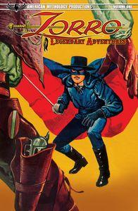 [Zorro: Legendary Adventures (Product Image)]