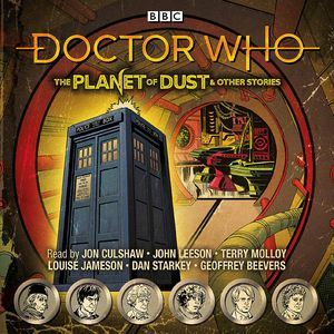 [Doctor Who: The Planet Of Dust & Other Stories: Doctor Who Audio Annual (Product Image)]