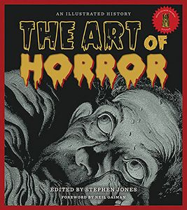 [The Art Of Horror: An Illustrated History (Hardcover) (Product Image)]
