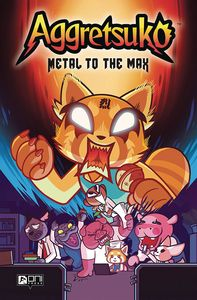 [Aggretsuko: Volume 1: Metal To The Max (Hardcover) (Product Image)]
