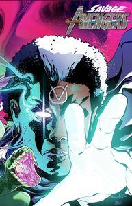 [Savage Avengers #5 (Schiti Immortal Wraparound Variant) (Product Image)]