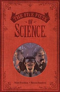 [Five Fists Of Science (New Edition) (Product Image)]