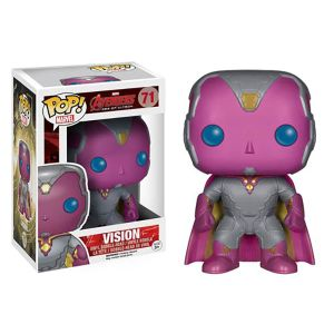 [Marvel: Avengers: Age Of Ultron: Pop! Vinyl Bobble Figure: Vision (Product Image)]