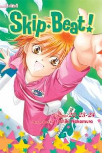 [Skip Beat!: 3-In-1 Edition: Volume 8 (Product Image)]