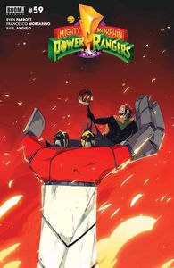 [Power Rangers #2 (Cover B Nicuolo) (Product Image)]