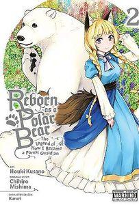 [Reborn As Polar A Bear: Volume 2 (Product Image)]