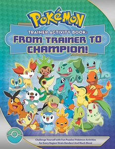 [Pokemon: Trainer Activity Book (Product Image)]
