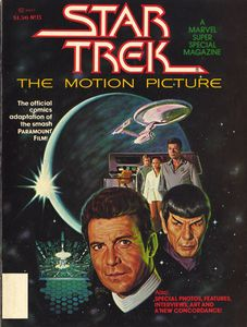 [Star Trek: The Motion Picture: Facsimile Edition (Product Image)]