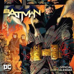 [Batman Comics: Square Calendar: 2020 (Product Image)]