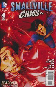 [Smallville: Season 11: Chaos #1 (Product Image)]