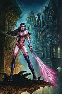 [Grimm Fairy Tales #18 (Cover A Quah) (Product Image)]