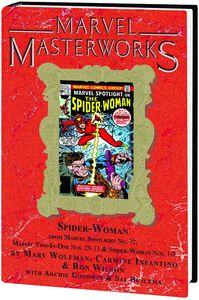 [Marvel Masterworks: Spider-Woman: Volume 1 (Hardcover - DM Edition) (Product Image)]