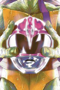 [Power Rangers/Teenage Mutant Ninja Turtles #4 (Don Montes) (Product Image)]