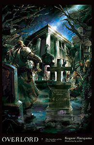 [Overlord: Volume 7: The Invaders Of The Great Tomb (Hardcover) (Product Image)]