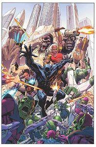 [Empyre: The Invasion Of Wakanda (Product Image)]