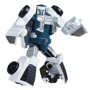 [Transformers: Generations: Power Of The Primes: Legends Action Figure: Tailgate (Product Image)]