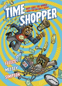 [Time Shopper (Hardcover) (Product Image)]