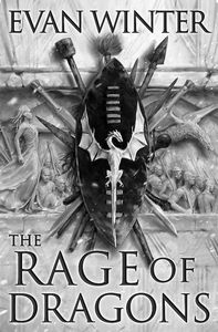 [The Burning: Book 1: The Rage Of Dragons (Signed Bookplate Edition Hardcover) (Product Image)]