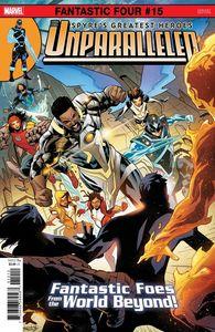 [Fantastic Four #15 (Schiti Spoiler Variant) (Product Image)]
