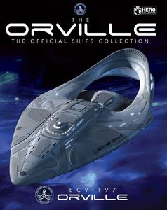 [The Orville XL Starships #1: The Orville (Product Image)]