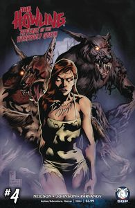 [The Howling #4 (Product Image)]
