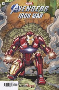 [Marvels Avengers: Iron Man #1 (Ron Lim Variant) (Product Image)]