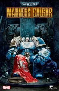 [Warhammer 40K: Marneus Calgar #5 (Games Workshop Variant) (Product Image)]