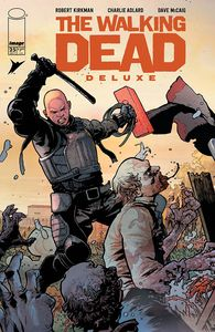 [Walking Dead: Deluxe #25 (Cover E Bressan & Lucas) (Product Image)]