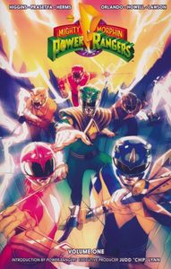 [Mighty Morphin Power Rangers: Volume 1 (Product Image)]