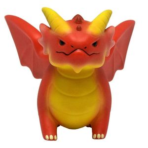 [Dungeons & Dragons: Figurines Of Adorable Power: Red Dragon (Product Image)]
