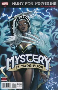 [Hunt For Wolverine: Mystery In Madripoor #2 (Product Image)]