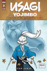 [Usagi Yojimbo: Colour Classics #2 (Product Image)]