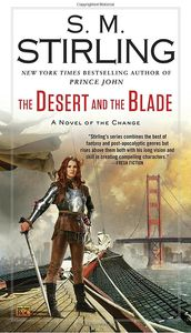 [The Desert & The Blade (Product Image)]