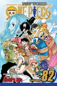 [One Piece: Volume 82 (Product Image)]