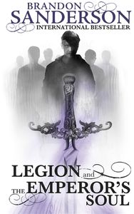 [Legion And The Emperor's Soul (Product Image)]