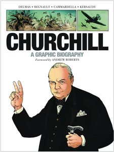 [Churchill: Graphic Biography (Product Image)]