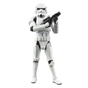 [Star Wars: Black Series: The Mandalorian: Stormtrooper (Product Image)]