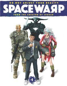 [Spacewarp #1 (Product Image)]