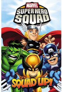 [Super Hero Squad: Squad Up (Digest) (Product Image)]