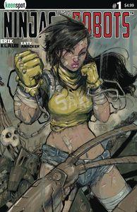 [Ninjas & Robots #1 (Cover B Gieni) (Product Image)]