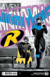 [Nightwing #81 (2nd Printing) (Product Image)]
