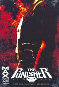 [Punisher MAX: Volume 5 (Hardcover) (Product Image)]